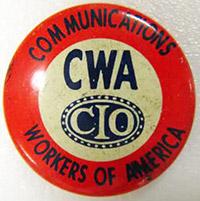 1949 CWA CIO