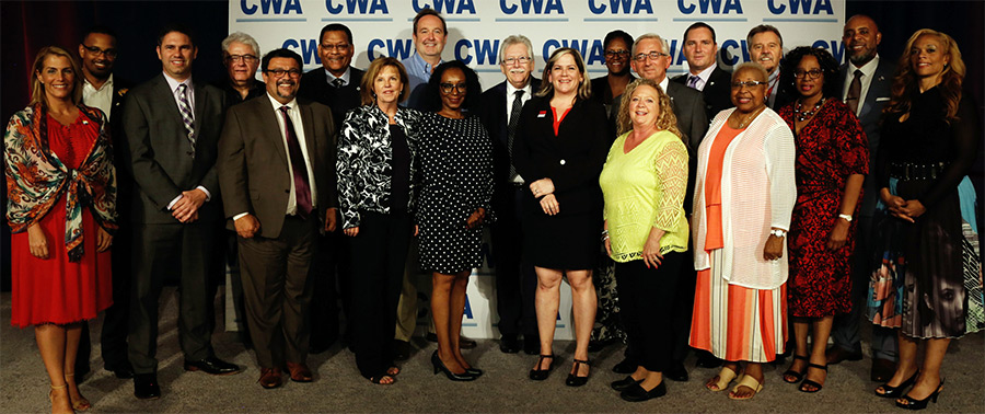 CWA Executive Board