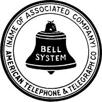 Bell System logo 1940s