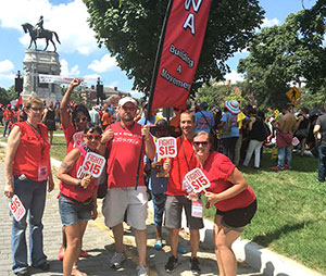 Local 3603 Is CWA STRONG