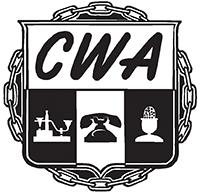 CWA logo 1947-1970s