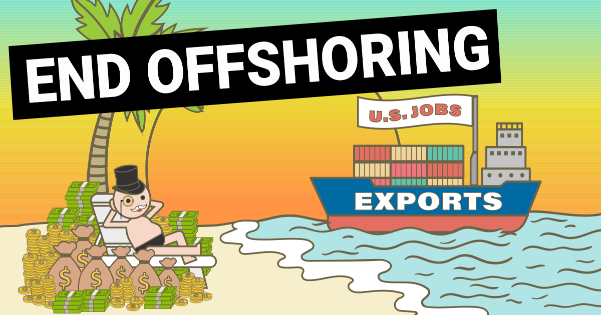 End Offshoring