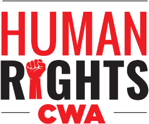 CWA Human Rights Logo