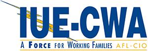 IUE-CWA logo