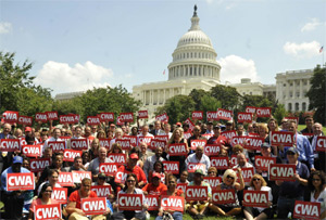 CWA at the Capitol