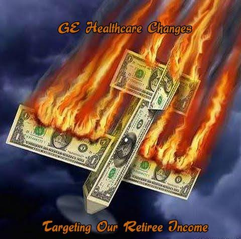 GE health care changes
