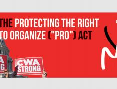 PRO Act for Worker Rights