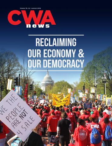 CWA News: Reclaiming Our Economy & Democracy