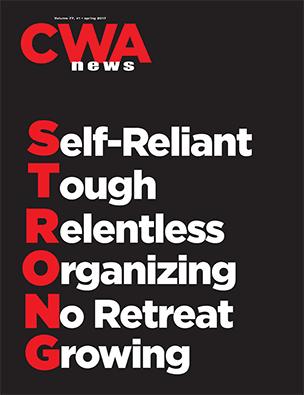 CWA News Spring 2017