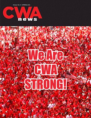 CWA News Spring 2018