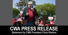 CWA Statement
