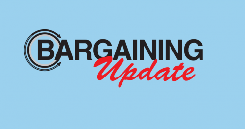 Bargaining Update
