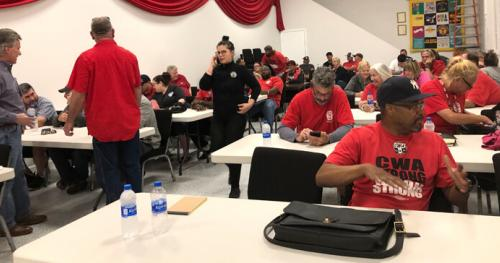 Arizona CWAers Building Worker Power!