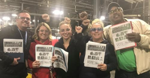 CWA Members Put Pro-Worker Candidates over the Top in Local Elections