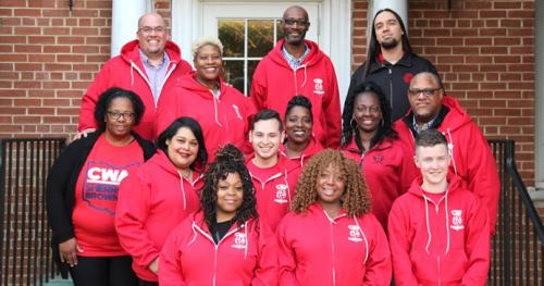 CWA Leaders Attend 2019 Minority Leadership Institute