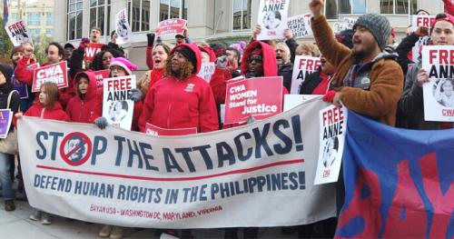 Solidarity with Filipino Workers