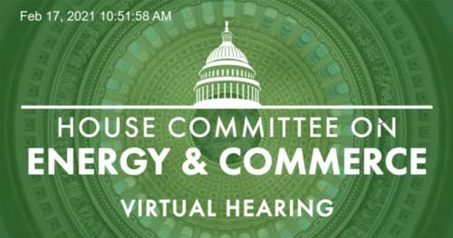 House Hearing on Broadband