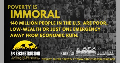 Poverty is Immoral