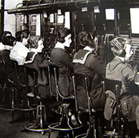 Telephone Operators
